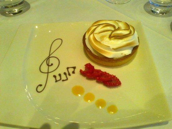 Mercure Kikuoka Golf Club: le dessert ,hummmmm