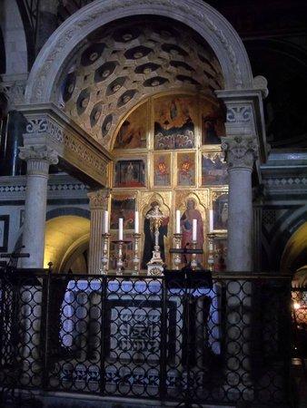 Basilica San Miniato al Monte: Handwerkkunst von Allerfeinsten