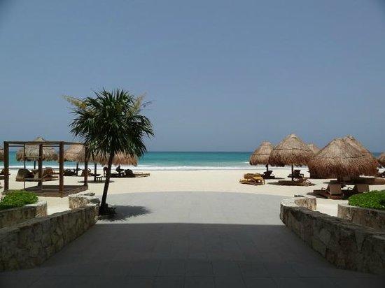 Iberostar Grand Hotel Paraiso: spiaggia