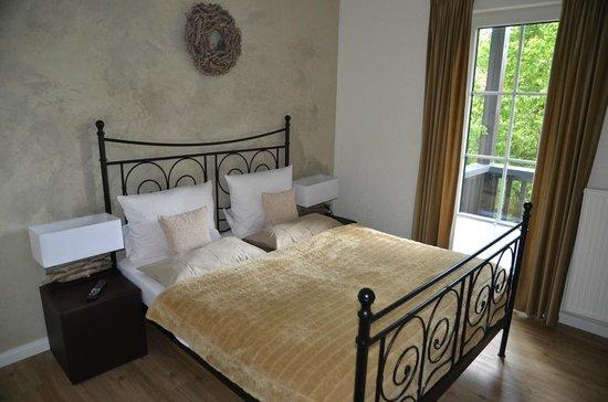 Landhaus Am Schultalbach: Schlafzimmer