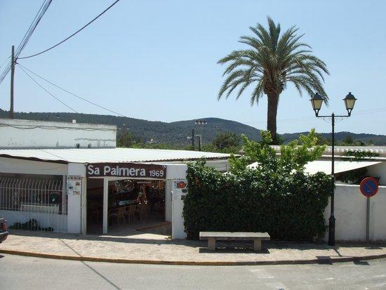 "Iglesia de Santa Inés: La  posada ""Sa Palmera"""