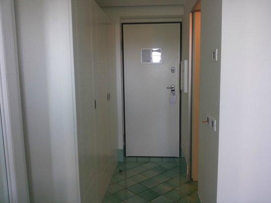 Ganimede Hotel: camera