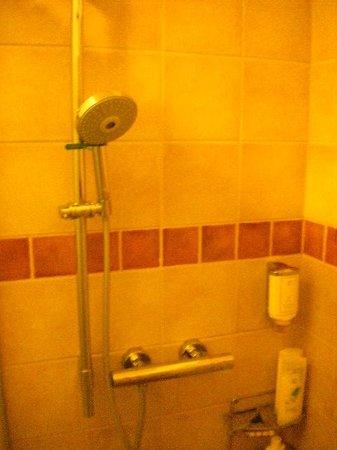 Ahotel Hotel Ljubljana: banheiro