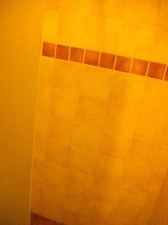 Ahotel Hotel Ljubljana: box banheiro