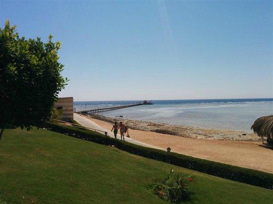 TUI MAGIC LIFE Kalawy: View on pier or 'jetty'