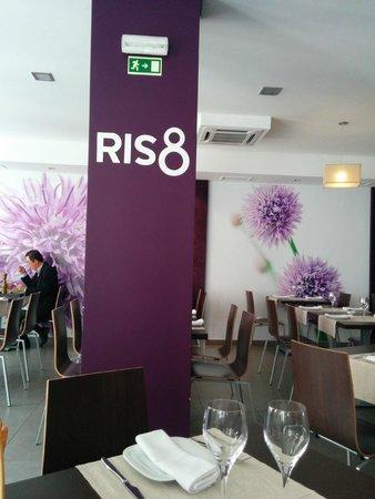Riso8: espaco