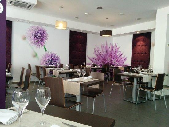 Riso8: restaurante