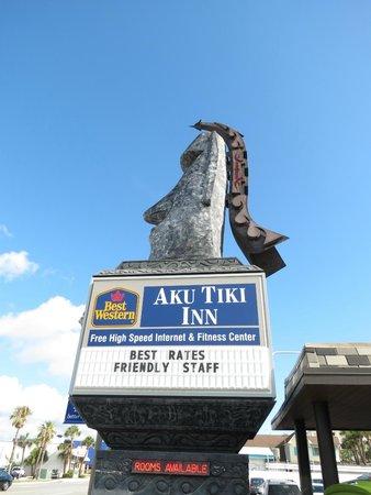 Best Western Aku Tiki Inn: Aku Tiki Inn