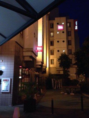 Rua pr xima do hotel duas quadras picture of ibis - Chambre d hotes paris bastille ...