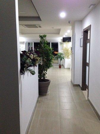 Hotel Poseidon: Hall