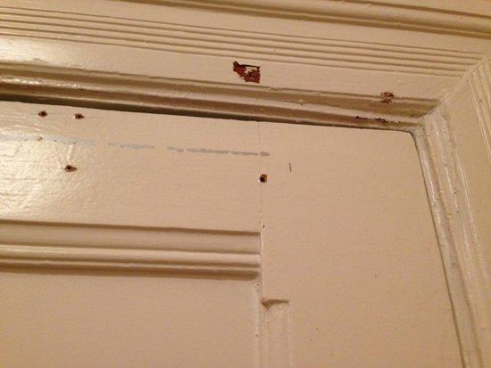 Hotel De Ela : Used door