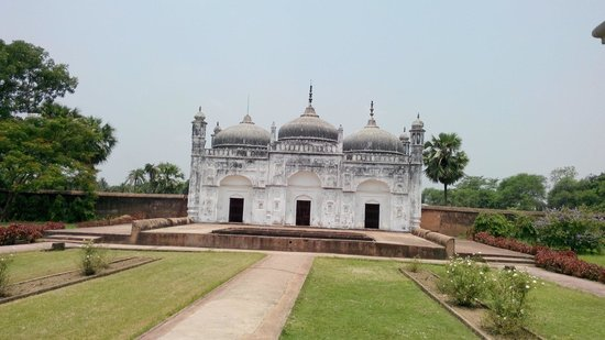 "Murshidabad, Indien: ""Garden of happiness """