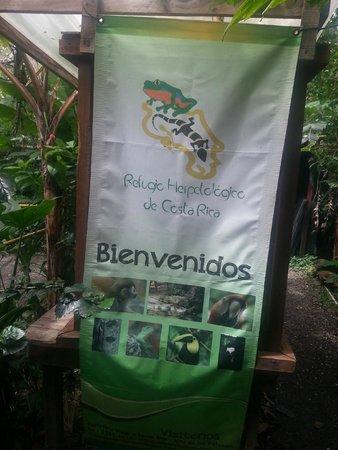 Refugio Herpetologico de Costa Rica: Welcome