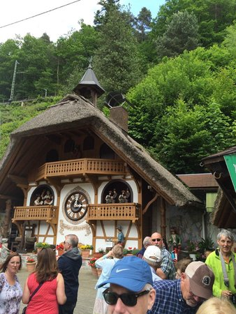 Hornberg, Jerman: Top of the clock