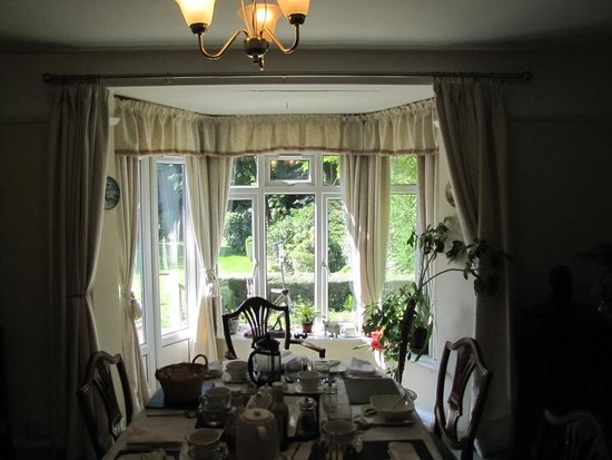 Tinker's Furze: the dining room