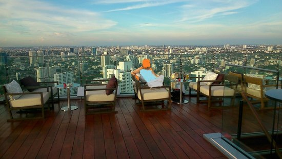 Octave Rooftop Lounge and Bar: Un placer