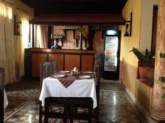 Hotel Dream Pokhara: small n sweet bar