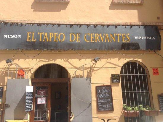 Tapeo de Cervantes : Meson El Tapeo Del Cervantes: Maravilhoso!!!