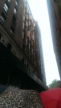 Gotham Walking Tours of New York City: Puck building