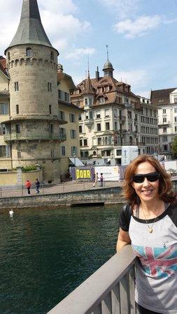 ibis Styles Luzern City: Centro  de  Lucerna