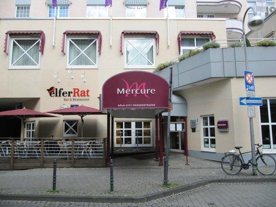 Mercure Hotel Koeln City Friesenstrasse: The Mercure Hotel Köln City