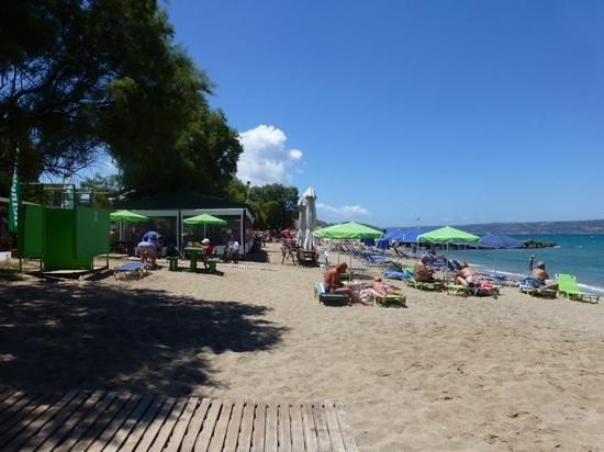 "Taverna O Gyalos: Beach front ""O Galyos"""