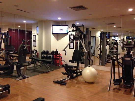 Mercure Palu: Fitness facilities