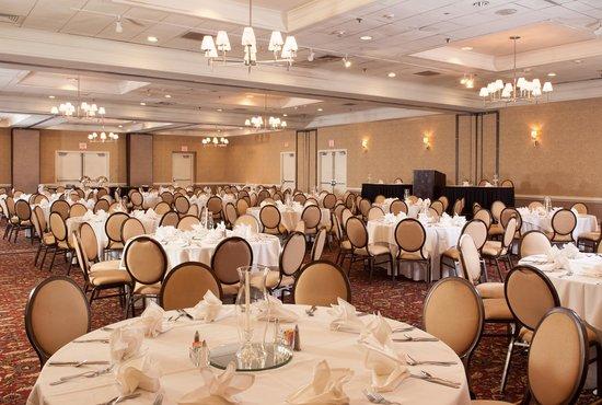 North Charleston Marriott: Ballroom