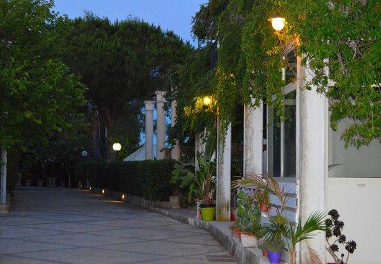 Residence Solemare : Romantic Lighting