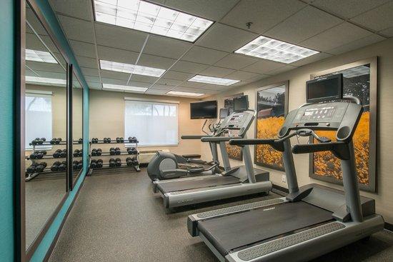 Fairfield Inn & Suites Indianapolis Northwest : 24-Hour Fitness Center