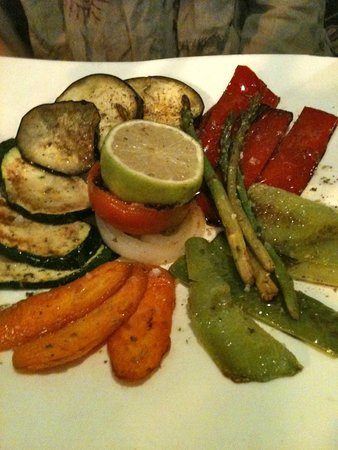 Taberna Kaixo: Grilled Vegetables were the best