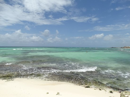 Sandos Caracol Eco Resort: THE BEACH