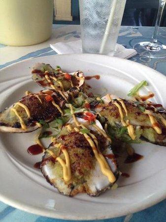 Blue Restaurant In Flagler Beach Fl