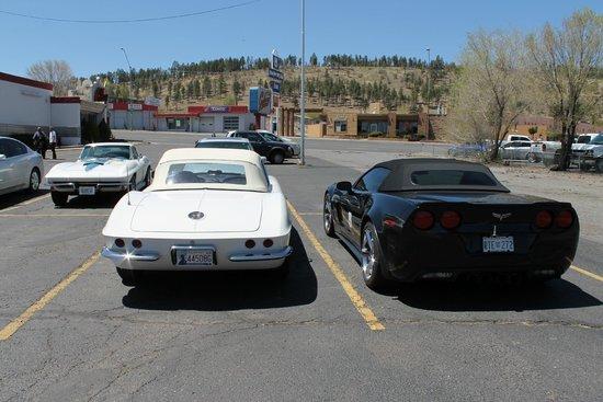 Galaxy Diner: Parking