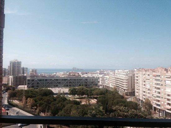 La Caseta Apartments: View from 7a