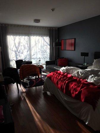 Fierro Hotel Buenos Aires: Detalhe da espaçosa suite