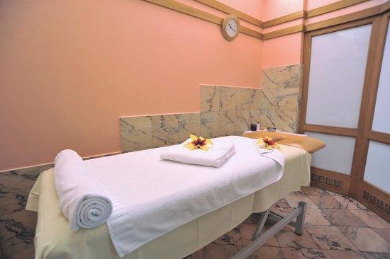 Hotel Savoy: Relax Centre