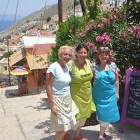 The Olive Tree Cafe: Olive Tree Café Symi