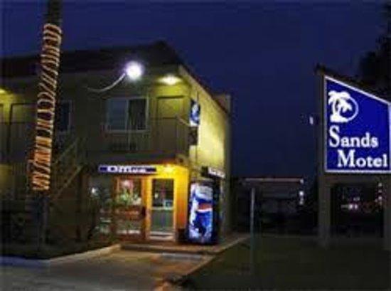 Sands Motel Ontario Ca