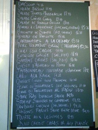 Fin de Siecle: Свежее меню от июня 2014