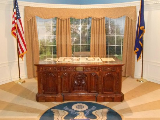 Ogden, UT: The Oval Office at Treehouse