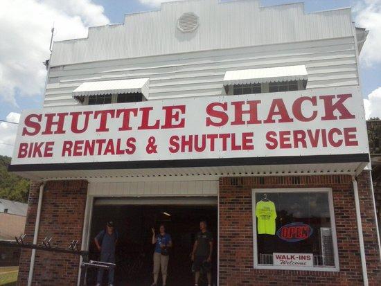 Shuttle Shack