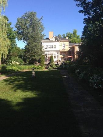 Perth Manor Boutique Hotel: Manor Garden