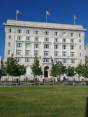 Z Hotel Liverpool: Cunard Building