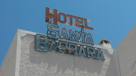 Santa Barbara : insegna