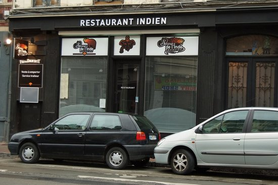 Saveurs De L'Inde : 181 rue Solferino a lille en face de sebastepole.