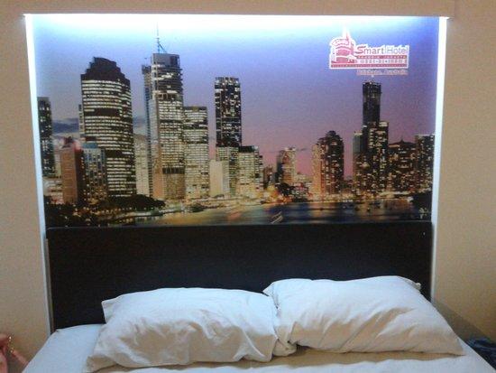 Smart Hotel: Salah satu kamar