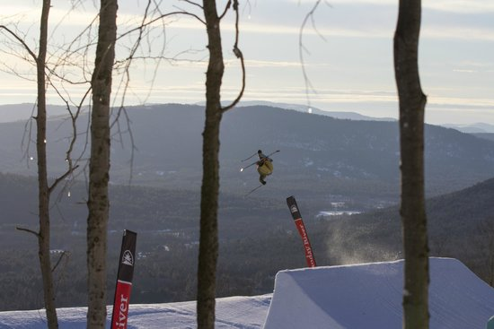 Sunday River Ski Resort: T72, Sunday River's 15-acre park