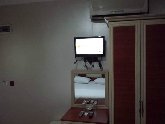Grand Hotel Palmiye: Budget Double Room