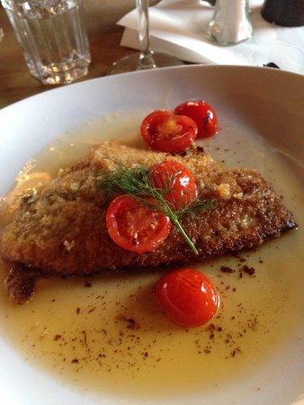 Bee kok & bar Goteborg: Plaise fish so good!